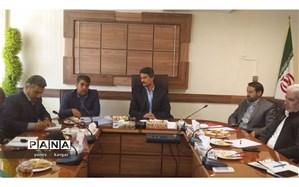 برگزاری جلسه کمیته پیشگیری و مبارزه با مواد مخدر شهرستان چناران