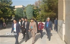 تور کارشناسان روابط عمومی آموزش و پرورش قزوین برگزار شد+تصاویر