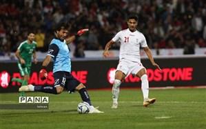 ایران جام جهانی2022 را از دست داد