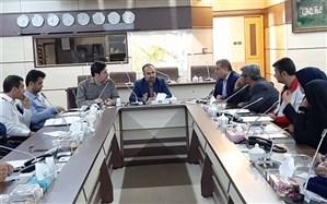 چهارمین جلسه شورای هماهنگی مانور زلزله در قزوین برگزار شد
