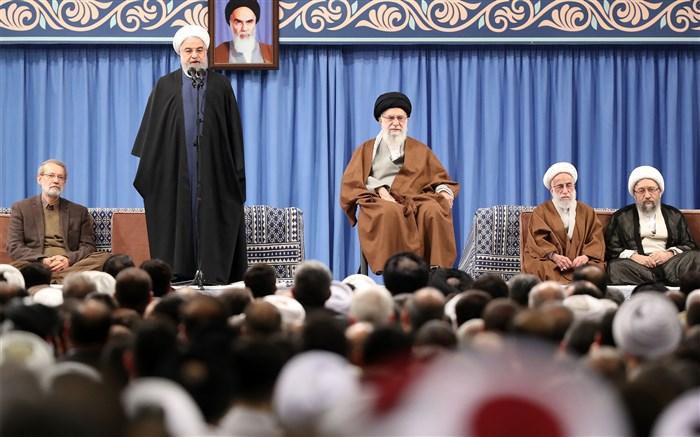 روحانی:  جمهوری اسلامی هرگز به دنبال ایجاد امپراتوری شیعه نبوده و نخواهد بود