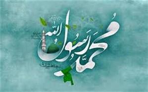 مردم آستارا سالروز ولادت پیامبر اسلام را جشنگرفتند