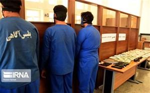 فرمانده انتظامی سیستان و بلوچستان: سارقان بانک ملی زاهدان دستگیر شدند