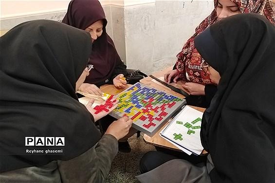 برگزاری دوره آموزشی ضمن خدمت ویژه مربیان المپیاد رویش ناحیه یک  شیراز