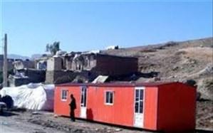 فرماندار سراب:200 اتاقک اسکان موقت در روستاهای زلزله زده ساخته می شود