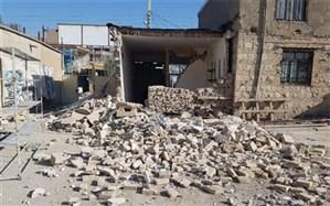 فرماندار میانه:  احداث اتاقک های اسکان موقت در مناطق زلزله زده آغاز شد