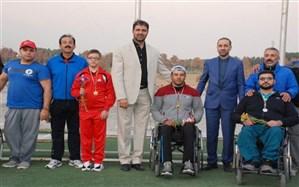 تیم قایقرانی معلولان آذربایجانغربی ۲ مدال کشوری کسب کرد