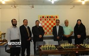 برگزاری مسابقات شطرنج مدارس ابتدایی در منطقه۱۹