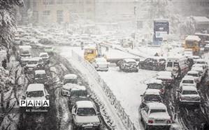 برف کدام دانشگاهها را تعطیل کرد؟
