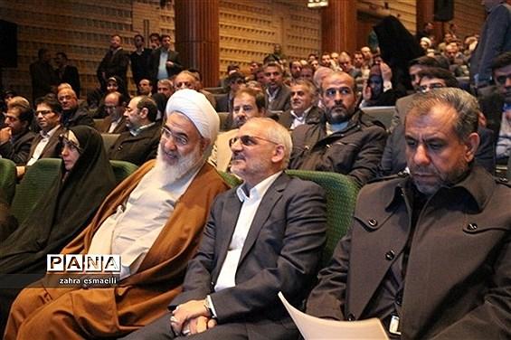 حضور وزیر آموزش و پرورش در  همایش ملی هویت کودکان ایران اسلامی