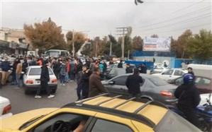 تخریب اموال عمومی توسط افراد سودجو در البرز