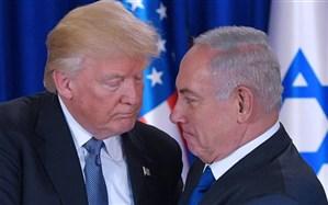 منابع اسرائیلی: ترامپ از نتانیاهو ناامید شده است