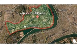 اصابت دو راکت به اطراف منطقه الخضرا بغداد