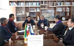 مدیر سازمان دانش آموزی اصفهان:هدف سازمان دانش آموزی جذب حداکثری دانش آموزان و فعالیت آنها در زمینه های فرهنگی،اجتماعی است