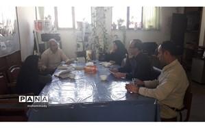 برگزاری جلسه هم اندیشی مدرسان ضمن خدمت سازمان دانش آموزی اردبیل
