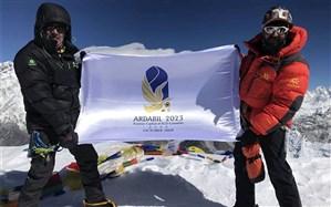 کوهنوردان مبلغ گردشگری به اردبیل بازگشتند