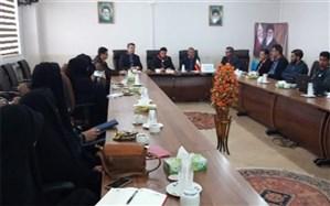 مجمع مربیان پیشتاز سازمان دانش آموزی نطنز برگزار شد