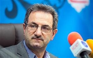 تجلیل معاون اول رئیسجمهوری از استاندار تهران