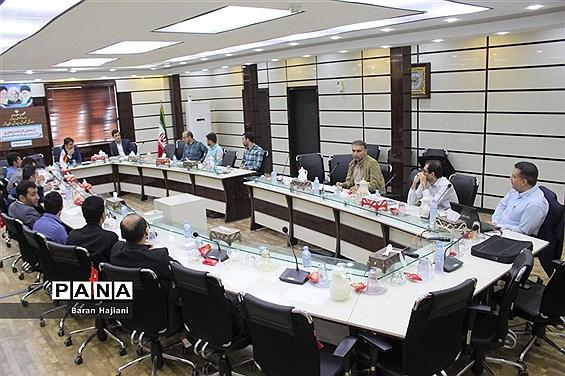 گردهمایی کارشناسان فناوری شهرستانها و مناطق آموزش و پرورش استان بوشهر