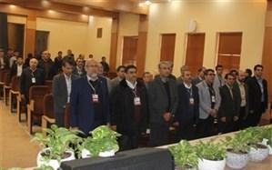 آغاز بهکار پنجمین همایش ملی کاربرد فناوری هسته ای در کشاورزی و منابعطبیعی دردانشگاه یزد
