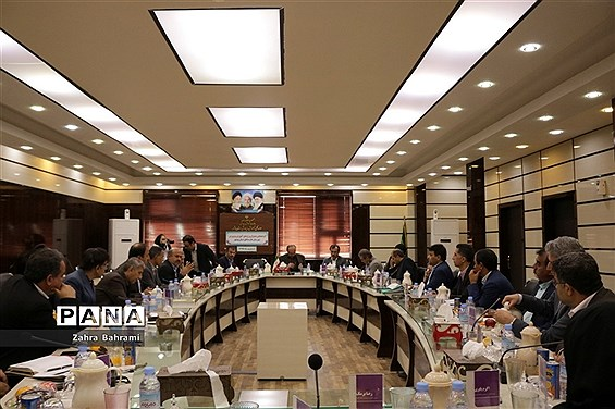 گردهمایی مدیران و روسای آموزش و پرورش شهرستانها و مناطق استان بوشهر