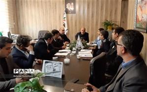 جلسه هماهنگی بیست و یکمین  مانور سراسری  زلزله در ارومیه برگزار شد