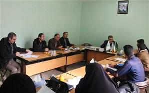 گردهمایی مسئولین واحدهای سازمان دانش آموزی قزوین برگزار شد