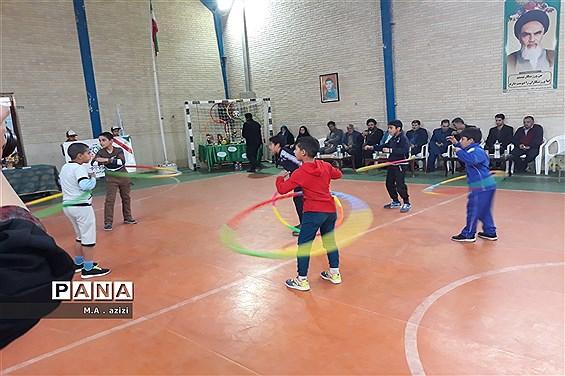 افتتاحیه ششمین دوره المپیاد ورزشی درون مدرسه ای درزارچ