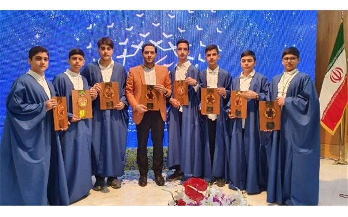 گروه دانشآموزی تواشیح آل طه جویبار