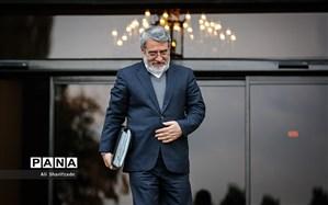 استیضاح وزیر کشور کلید خورد