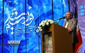 علیرضا کاظمی: نتوانستیم تولیدات ارزشمند هنری را به جامعه ۱۵ میلیونی دانش آموزان عرضه کنیم