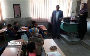 بازدید فولادوند از مدارس حاشیه ای شهر تهران