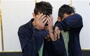 بازداشت زورگیرانی که پسر 17 ساله را کشتند