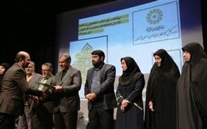 کتابداران و کتابخوانان استان قزوین تجلیل شدند