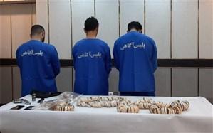 اعترافات دزدان ناشی 9 کیلو طلا در قلب پایتخت