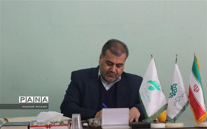 دعوت رئیس سازمان دانشآموزی قزوین از رأیاولی ها برای مشارکت در انتخابات