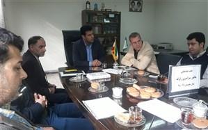 جلسه هماهنگی مانور زلزله ناحیه دو شهر ری
