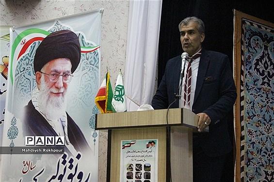 آئین افتتاح رسمی فعالیتهای سازمان دانشآموزی درمدارس