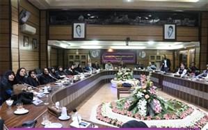 آموزش مدیران مدارس یزد با موضوع مانور زلزله