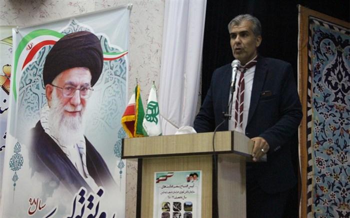 افتتاح رسمی فعالیت های دانش آموزی
