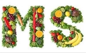 تاثیرات مواد مغذی بر سیستم ایمنی و بیماریهایی مثل MS