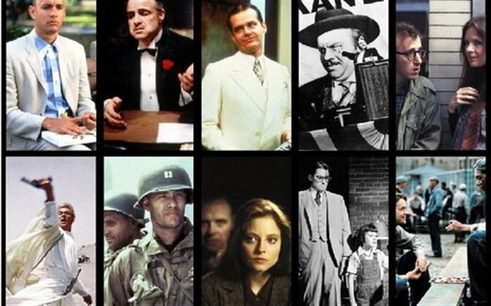 ۱۰۰ فیلم برتر هالیوود