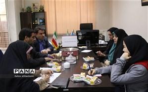 برگزاری جلسه آذر ماه مجامع سازمان دانش آموزی شهر تهران