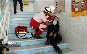 آیین استانی مانور زلزله و ایمنی برپا می شود