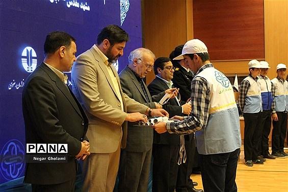 افتتاحیه جشنواره سفیران سلامت