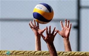 باخت تیم های والیبال یزد درهفته هشتم لیگ برتر