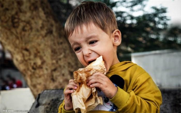 کودکانی که نباید نان گندم و جو بخورند