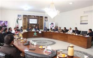 چهارمین جلسه هماهنگی مانور سراسری زلزله در ارومیه برگزار شد