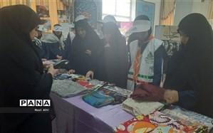 برپایی نمایشگاه عفاف و حجاب در ناحیه ۲ اهواز