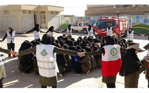 بیست و یکمین مانور سراسری زلزله و ایمنی در مدارس استان سمنان برگزار می شود